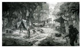 Poacher Camp