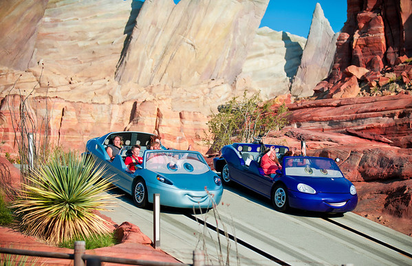 Are you a fan of Cars? Then you'll love our Cars Land Facebook Covers! https://www.disneytouristblog.com/cars-land-facebook-covers/