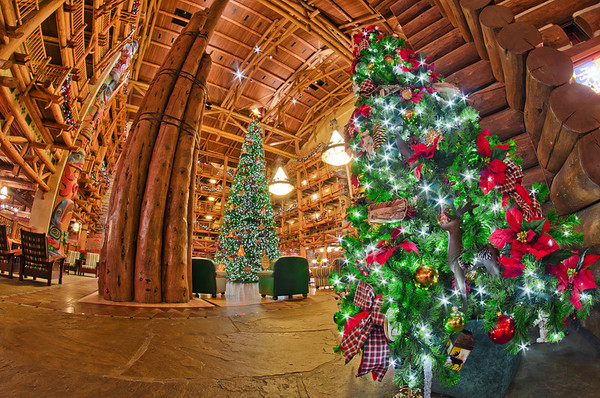 want to enjoy the holidays at walt disney world without using a day on your precious disney world park ticket then take the tour we are dubbing the - Disney Christmas Decorations
