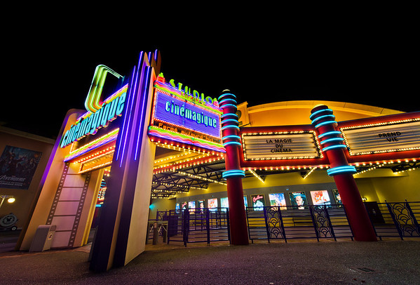 CineMagique at the Walt Disney Studios Park in Disneyland Paris. Disneyland Paris Trip Planning Guide: https://www.disneytouristblog.com/disneyland-paris-trip-planning/