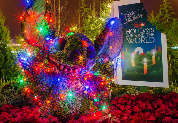 the storytellers sharing traditions of christmas and other holidays around the world are one of our favorite pieces of entertainment at walt disney world - Holidays Around Christmas