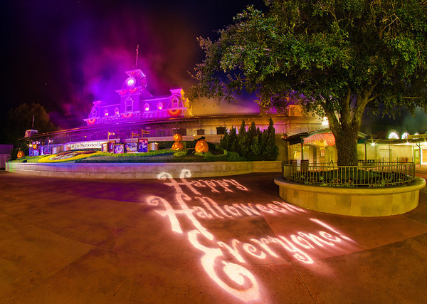 this post offers our guide to not so scary halloween parties at walt disney world tips for making the most of the party nights