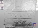 Volvo Ice Sculpture