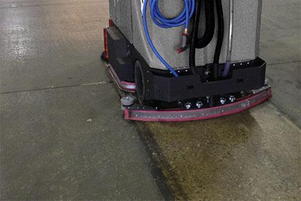 Floor Scrubber Dryer XR Rider Commercial Floor Cleaning