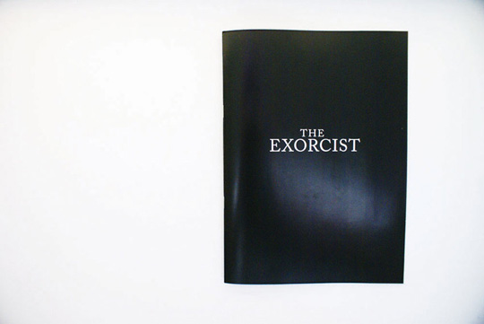 'The Exorcist' illustration 1