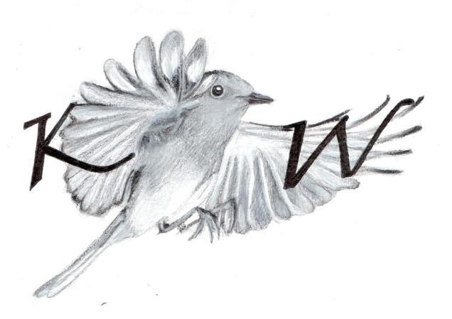Kate White Logo, 2012