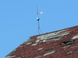 barn-lightning-rod-weather-vane