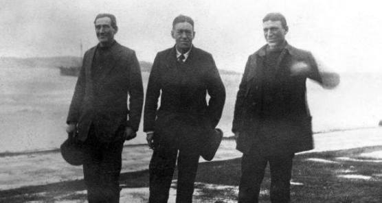 Shackleton - The First Rescue Attempt Tom Crean Book