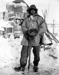Edgar Evans Terra Nova Expedition