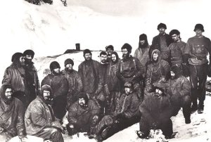 20 of the men left on Elephant Island