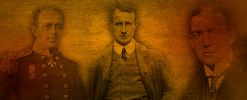 Scott, Shackleton & Wilson
