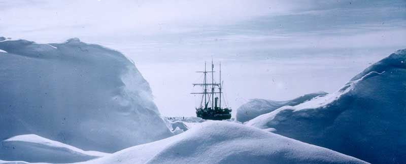 The Royal Imperial Trans-Antarctic Expedition