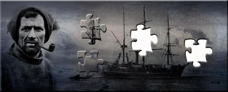 Tom Crean Antarctic Explorer Jigsaws