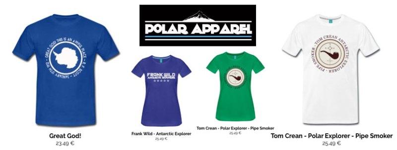 Polar T-shirts