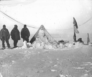 Shackleton Nimrod Expedition