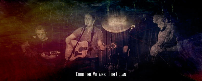 Tom Crean by Good Time Villains