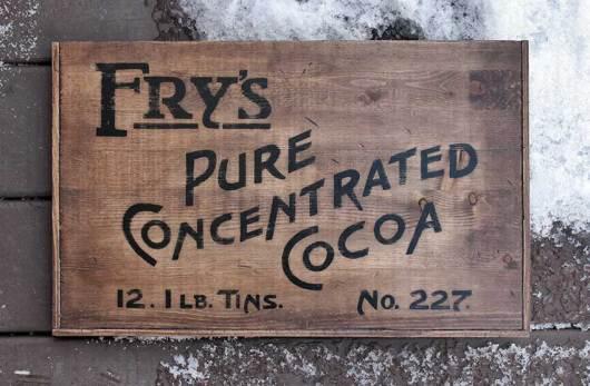 Fry's Cocoa