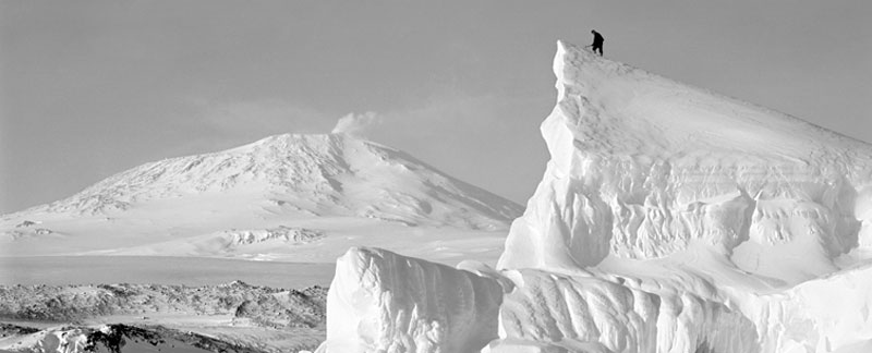 Herbert Ponting Antarctic Landscapes