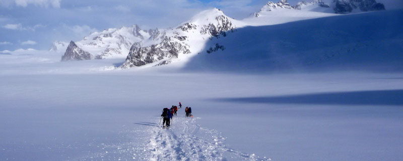 Beyond Endurance Expedition 2008