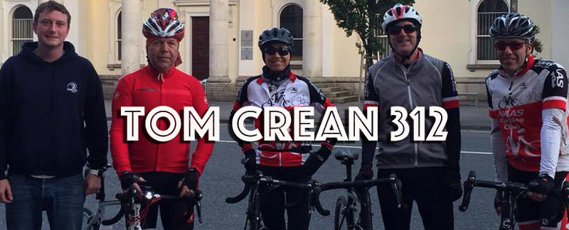 Tom Crean 312 Cycle from Naas to Annascaul