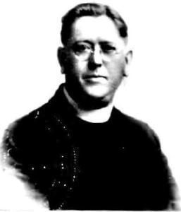 Fr. John Patrick O'Mahoney
