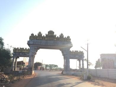 Leaving Murudeshwar