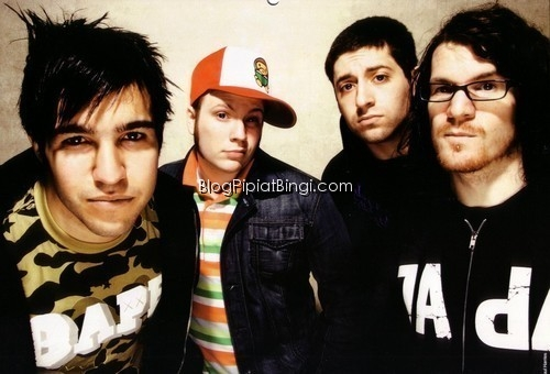 Mania Album Cover Fall Out Boy Wallpaper Fall Out Boy Live In Manila 2009 Tom Dawson