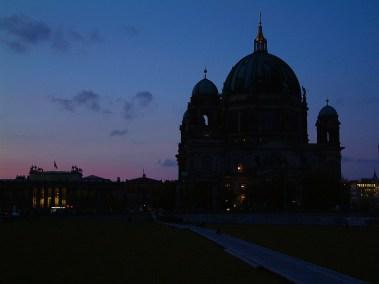 Berliner Dom - blaue Stunde
