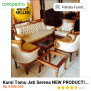Jual Kursi Tamu Jati Serena New Product Furniture Jati
