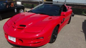 2002 WS6 Pontiac Trans Am
