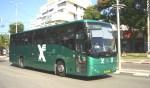 בתמונה: אוטובוס
