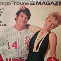 POTD: Bill Melton And Nancy Faust