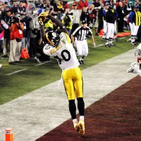Santonio Holmes Gives The Bears An Interesting Option