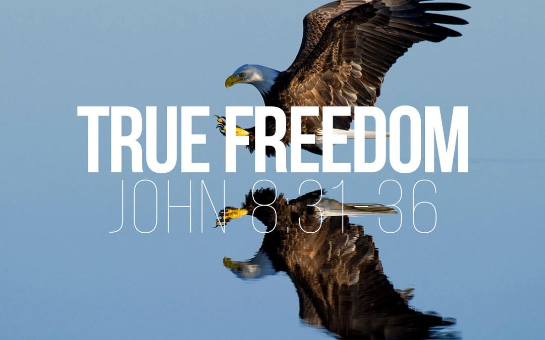 True Freedom – John 8:31-36