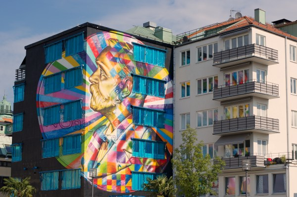 Limits Bor 2014 Architecture And Street Art