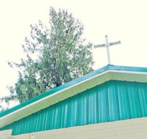 Where the Erickson Covenant Church gathers.