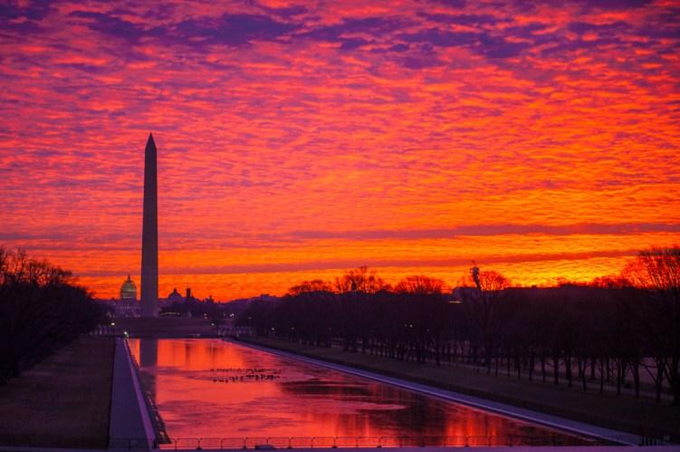 Good morning, Washington