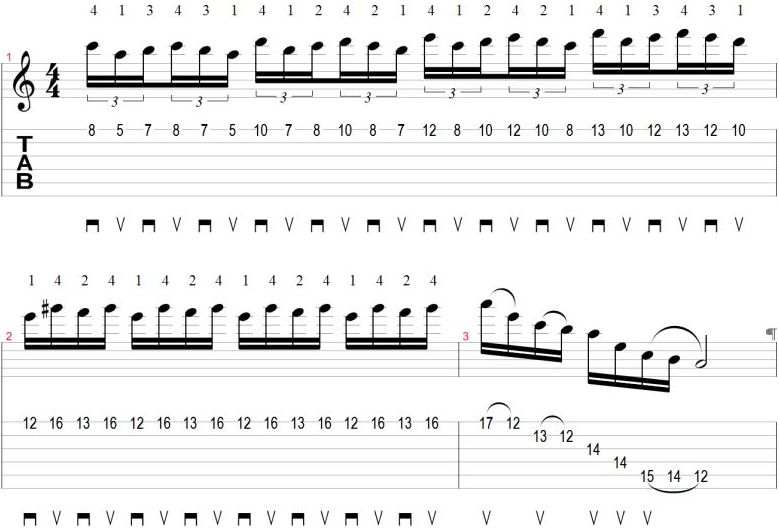 Free Neoclassical Guitar Playing Advice