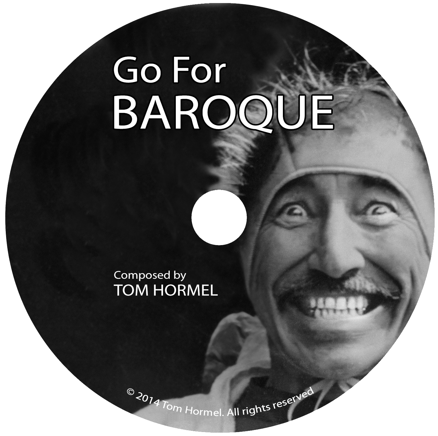 """Go For Baroque"" from Go For Baroque by Tom Hormel. Released: 2014. Track 1 of 1."