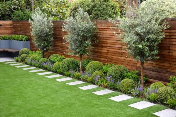 fulham london - tom howard gardens