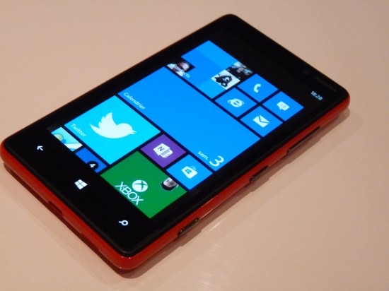 Nokia lumia 820 Windows phone