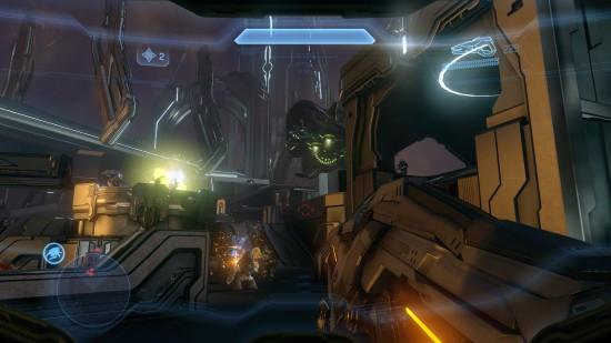Halo 4 HUD