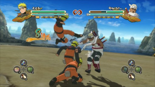 Combat naruto-shippuden-ultimate-ninja-storm-3