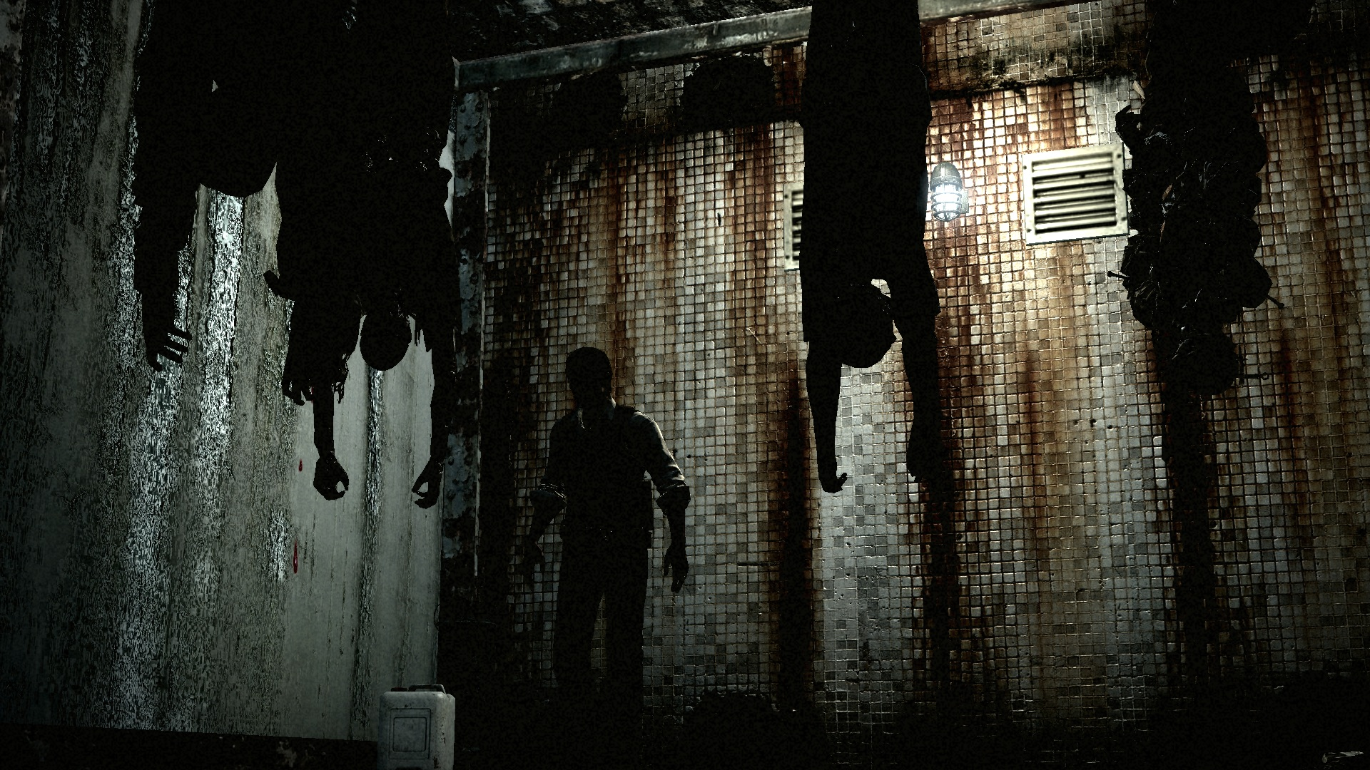 The evil within sous sol