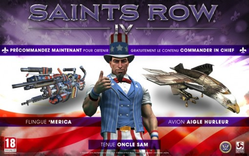 Bonus de preco Saints Row IV