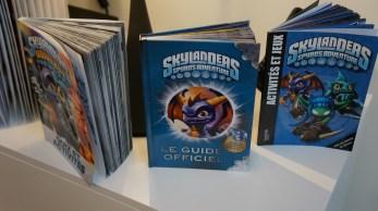 Livres Skylanders