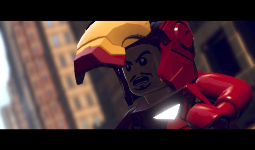 LEGO Marvel SH Iron Man