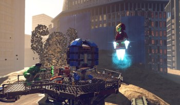 LEGO Marvel SH Water Tower