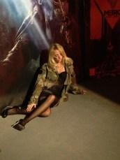 Une babes perdue dans le metro moscovite de Metro Last Light