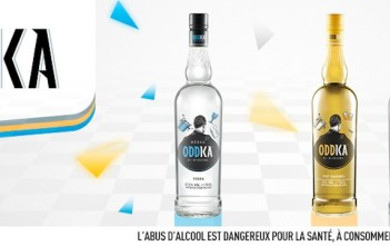 Oddka nouvelle vodka en France